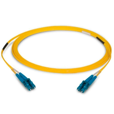 MQV Cable F.Optica, monomodo, INTERIOR, LC-LC, 25 mts...