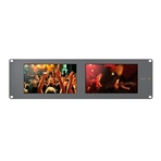 "BLACKMAGIC SmartView Duo 2. Doble monitor 8"" HD-SDI"