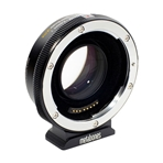 METABONES SPEED BOOSTER ULTRA Adaptador de lentes Speed Booster U