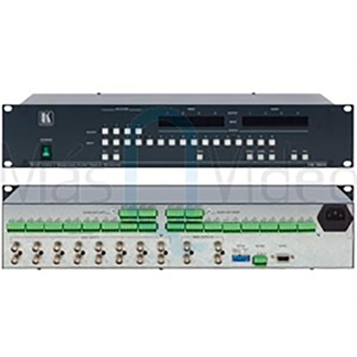 KRAMER VS-1604 Selector por intervalo vertical de Video y audio