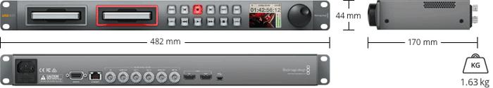 Blackmagic-Design-HyperDeck-Studio-12G-ESPECIFICACIONES-FISICAS