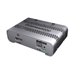 MATROX Dual Head. Interface multimonitor Mac (1In DP-2Out DVI-D).