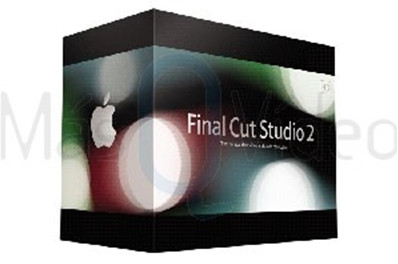 APPLE Final Cut Studio 2 - Actualización desde Final Cut Pro.