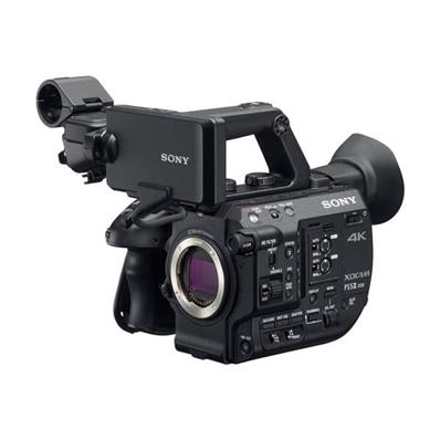 Sony Pxw Fs5m2 Camara 4k Xdcam Super Masquevideo