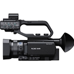 SONY PXW-X70/4K HD Professional Palm Camcorder With 4K Upgrade CB