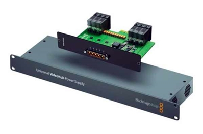 BLACKMAGIC Universal VideoHub Power Supply.
