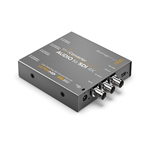 BLACKMAGIC Mini Converter, desembebedor SDI a Audio 4K.