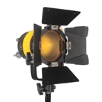 FAITH FW-800G LED Fresnel con carcasa de aluminio. High CRI Ra95.