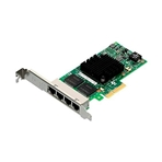 INTEL I350-T4 Tarjeta interna PCIe Quad-port 1GB BASE-T