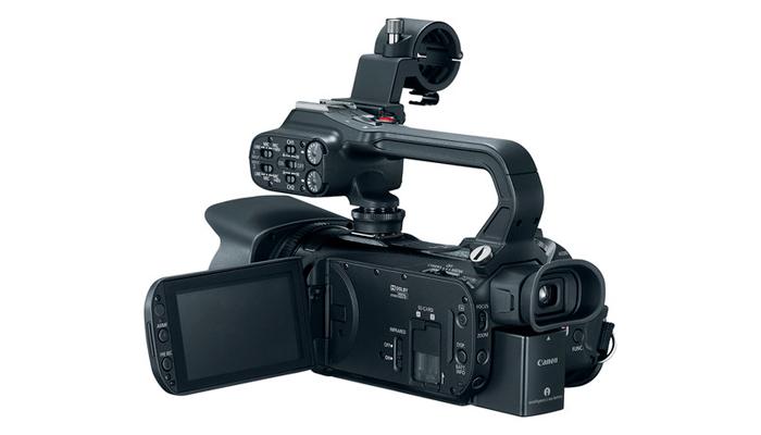 Canon-XA30 - descripción general
