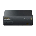 BLACKMAGIC Multiviewer 4 entradas digitales 4K/SDI.