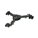 VARIZOOM VZ-CINETRAC Heavy Duty Track Dolly with Swivel Leg