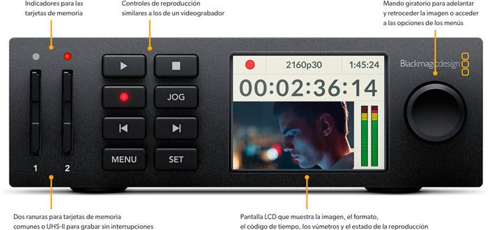 BLACKMAGI-HyperDeck-Studio-Mini-Controles-convencionales