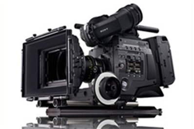 SONY F65RS VF Camcorder F65RS con visor HDVF-C30WR.
