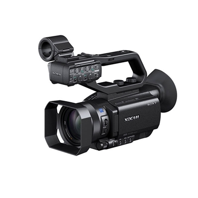 SONY PXW-X70/4K HD Professional Palm Camcorder With 4K Upgrade CBKZ-X