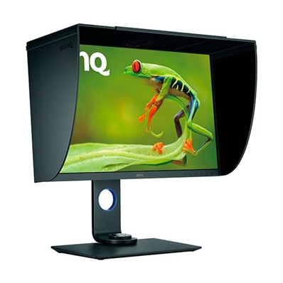 "BENQ SW271 BenQ, monitor 27"" UHD para retoque color...."