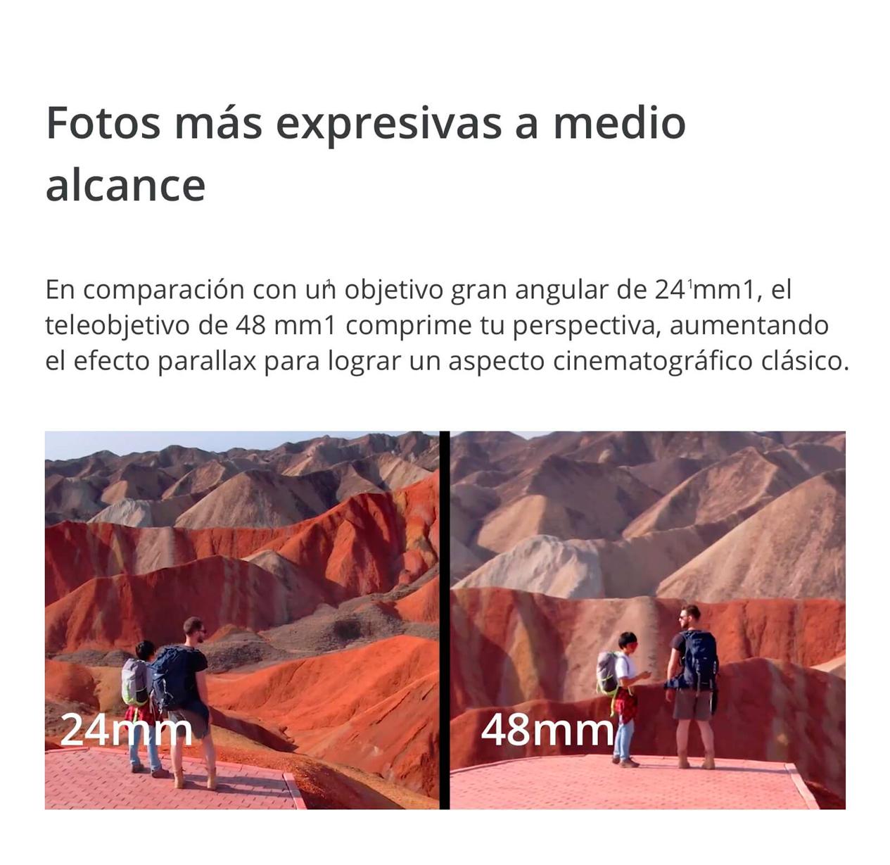 DJI MAVIC 2 PRO - Fotos más expresivas a medio alcance