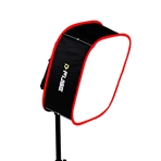 D-FUSE DF-1L Softbox plegable para paneles de led....