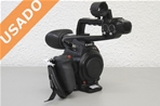 CANON EOS C100 Mark II  Camcorder con sensor Super 35mm.
