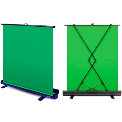 ELGATO 10GAF9901 Green Screen. Panel de Chroma Key plegable...