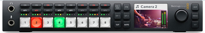 Blackmagic ATEM Television Studio HD - frontal