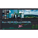 BLACKMAGIC DV RESSOFT DaVinci Resolve Studio. Soft edición-correc