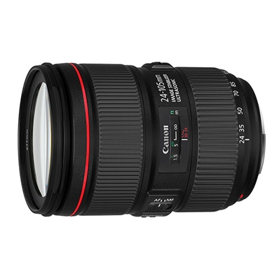 CANON EF 24-105 mm f:4L IS II USM Optica Canon EF 24-105 mm f/4L I...