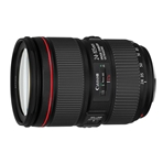 CANON EF 24-105 mm f:4L IS II USM Optica Canon EF 24-105 mm f/4L