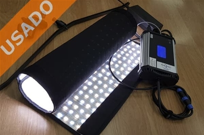 FAITH FLEXI LED BICOLOR Panel Led flexible bicolor de 100W.