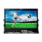 "VIEWZ Monitor 24"", res. HD-3G, HD-SDI/HDMI y panel Panasonic 10bi"
