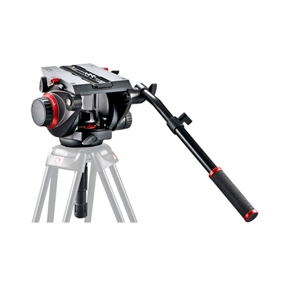 MANFROTTO 509HD Rótula de video PRO.