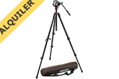 Alquiler MANFROTTO MVH500AH_755XBK