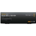 BLACKMAGIC Teranex Mini Quad SDI a 12G-SDI...