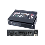 DATAVIDEO SE-2200 Mezclador de video con 6 inputs: 6 HD-SDI y 2 HDMI