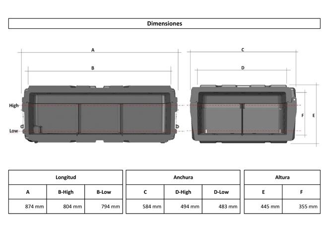 STRONGMATE-M-HD1-XL-Maleta-trolley-de-doble-pared-dimensiones