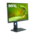 "BENQ SW240 BenQ, monitor 24"" para retoque color"