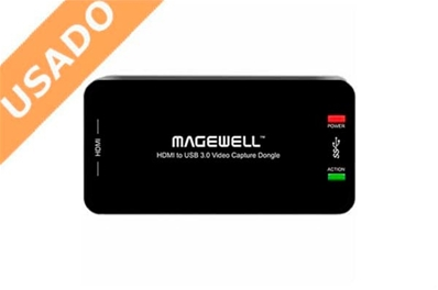 MAGEWELL Magewell. Módulo USB 3.0 HDMI In para streaming.