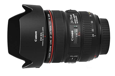 CANON EF24-70MM F/4LISUS Óptica Canon EF 24-70 MM F:4L IS USM...