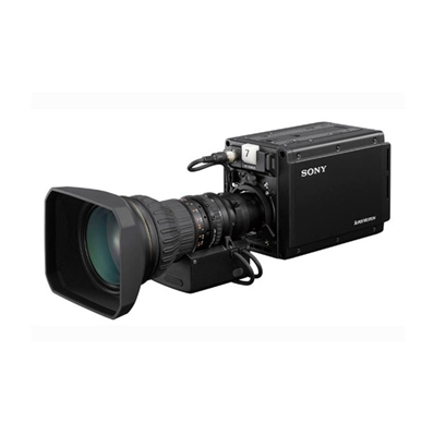 SONY HDC-P43 2/3'' HD 1x/2x/3x POV Camera, 4K and HFR capable wit