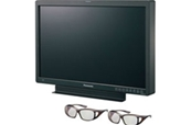 "PANASONIC BT-3DL2550E Monitor LCD 3D de 25.5"" (16:9) Full HD."