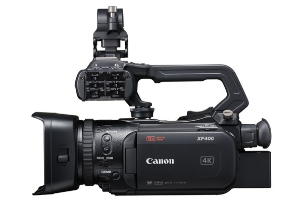canon XF400 VIDEOCAMARA PROFESIONAL