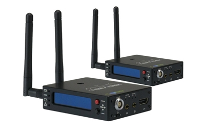 TERADEK Cube(let). Kit Encoder y Decoder HD-SDI.