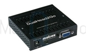MATROX Dual Head. Interface multimonitor para PC (1In VGA-2Out VGA).