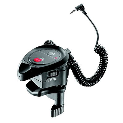 MANFROTTO MVR901ECPL Control LANC para Sony, Canon y Panasonic.