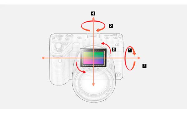 SONY-FX3-Estabilizacion-de-imagen-integrada
