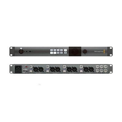 BLACKMAGIC ATEM Studio Converter. Sistema Intercom hasta 4 canales.