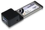 SONNET Interface ExpressCard a 2 x USB 3.0.