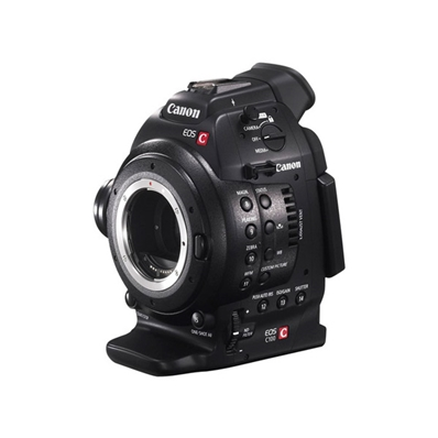 CANON EOS C100 DAF Camcorder  sensor Super 35mm  Enfoque doble pi