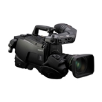 "SONY HDC-2400 ""2/3'' 3G Fiber Multiformat Studio Camera with Carb"