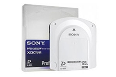 SONY PFD-128QLW Disco óptico profesional doble capa regrabable